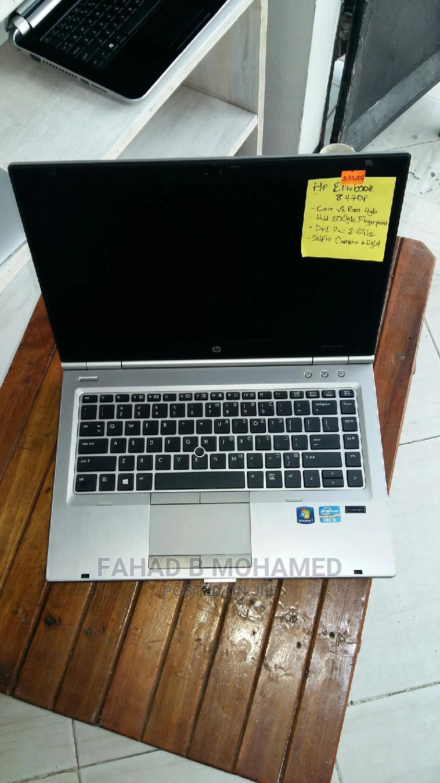 Archive: Laptop HP EliteBook 8470P 4GB Intel Core I5 HDD 500GB