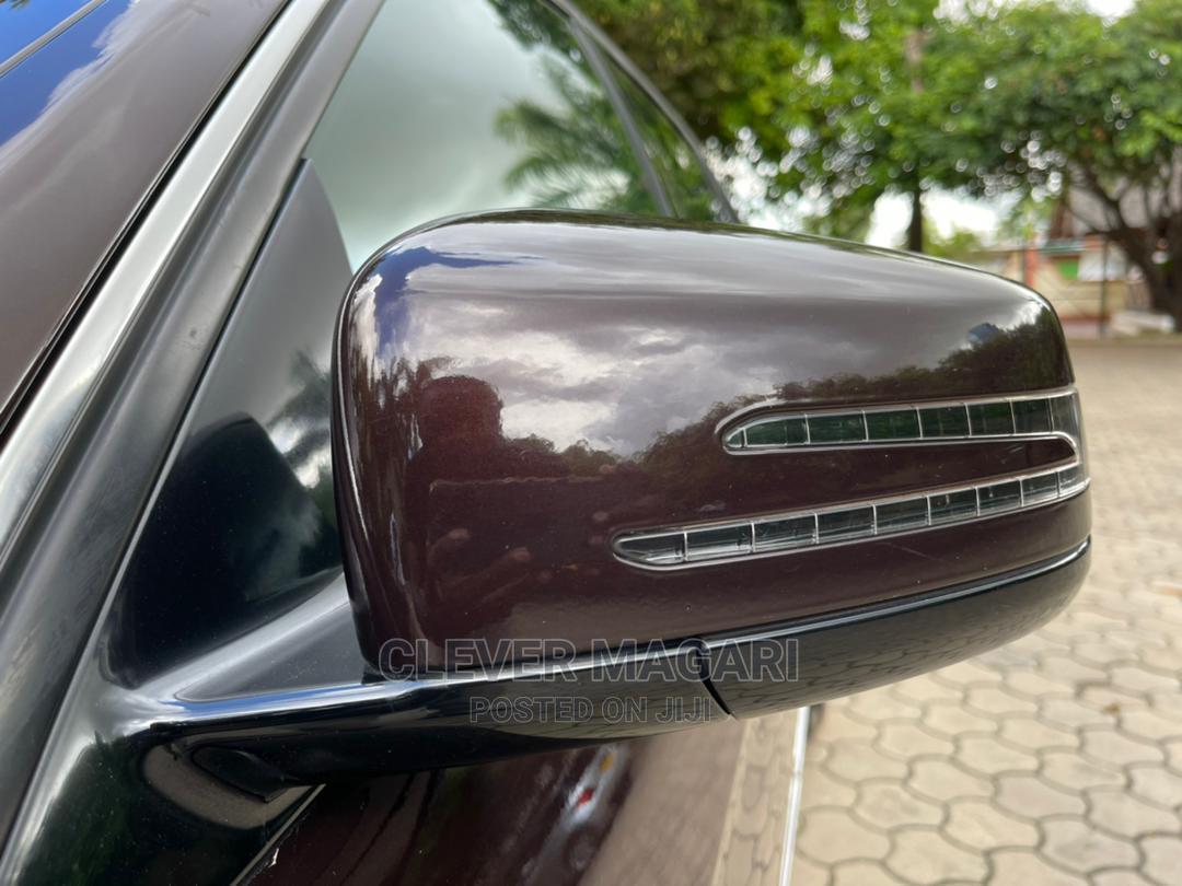 Archive: Mercedes-Benz 200E 2010 Brown
