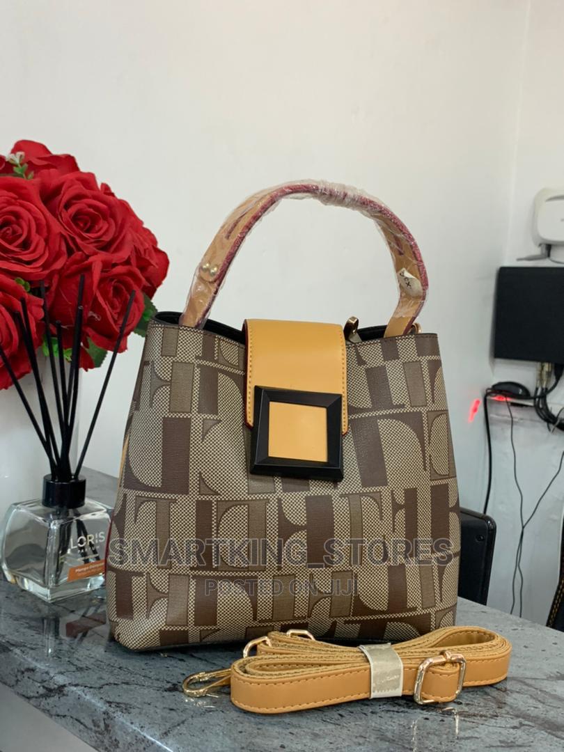 Handbags Full 2 Large Pc | Bags for sale in Kinondoni, Dar es Salaam, Tanzania