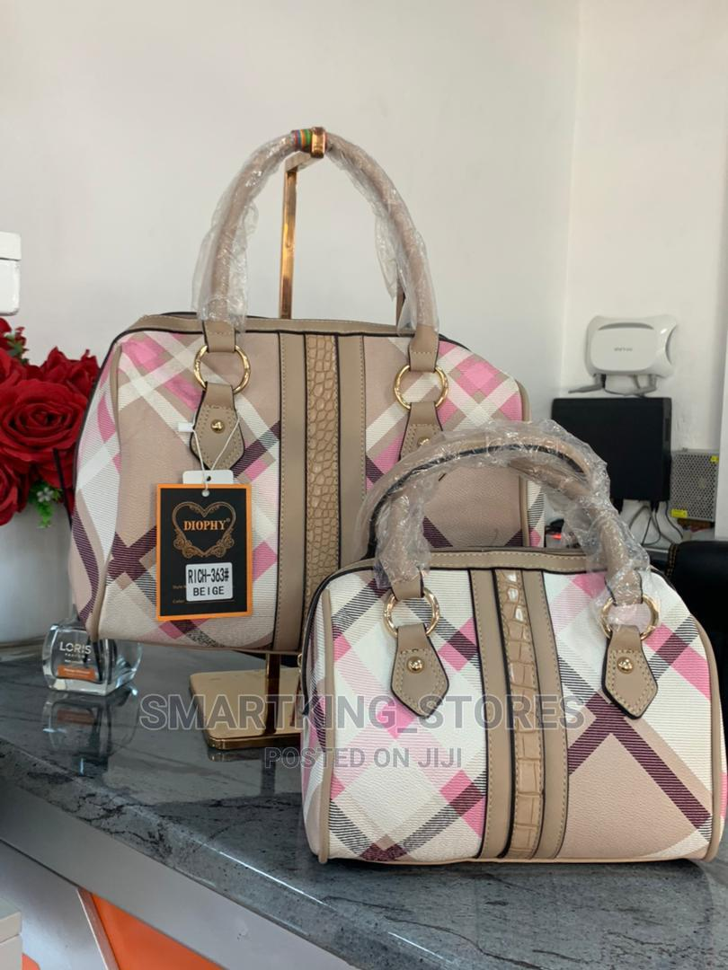 Handbags Full 2 Large Pc
