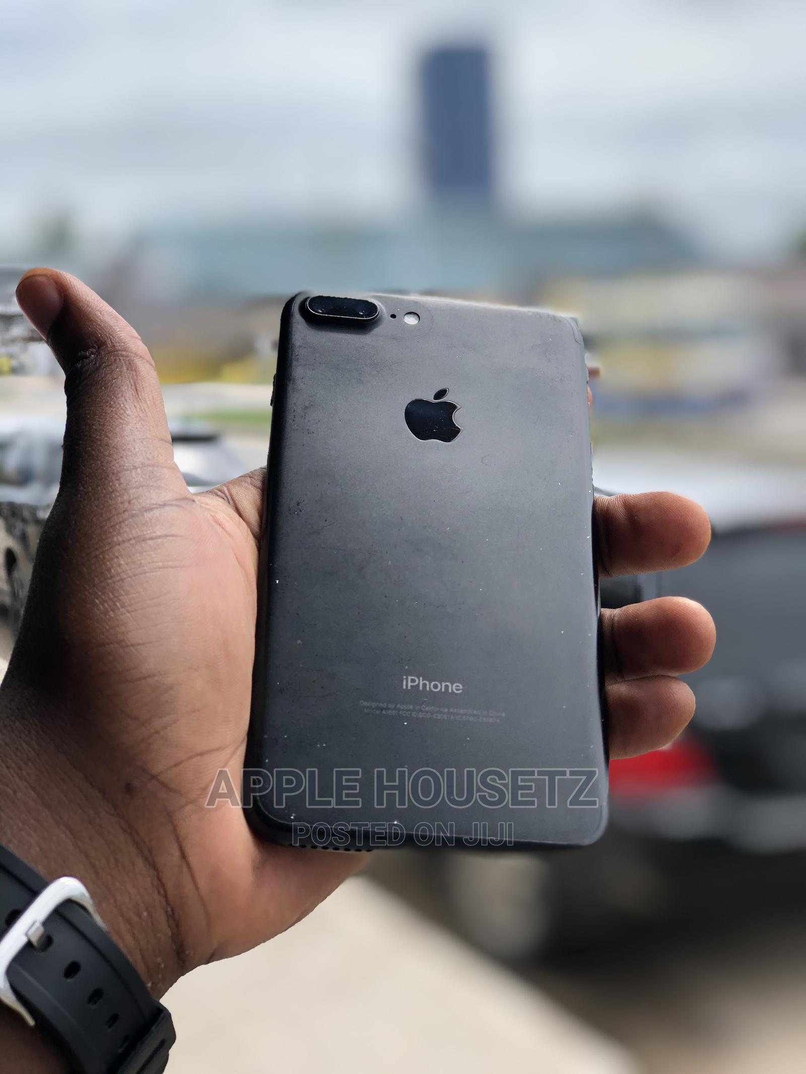 Apple iPhone 7 Plus 128 GB Black   Mobile Phones for sale in Kinondoni, Dar es Salaam, Tanzania