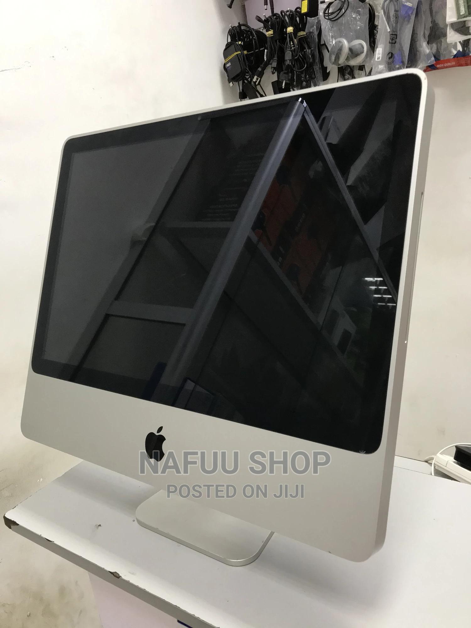 Desktop Computer Apple iMac 4GB Intel HDD 500GB