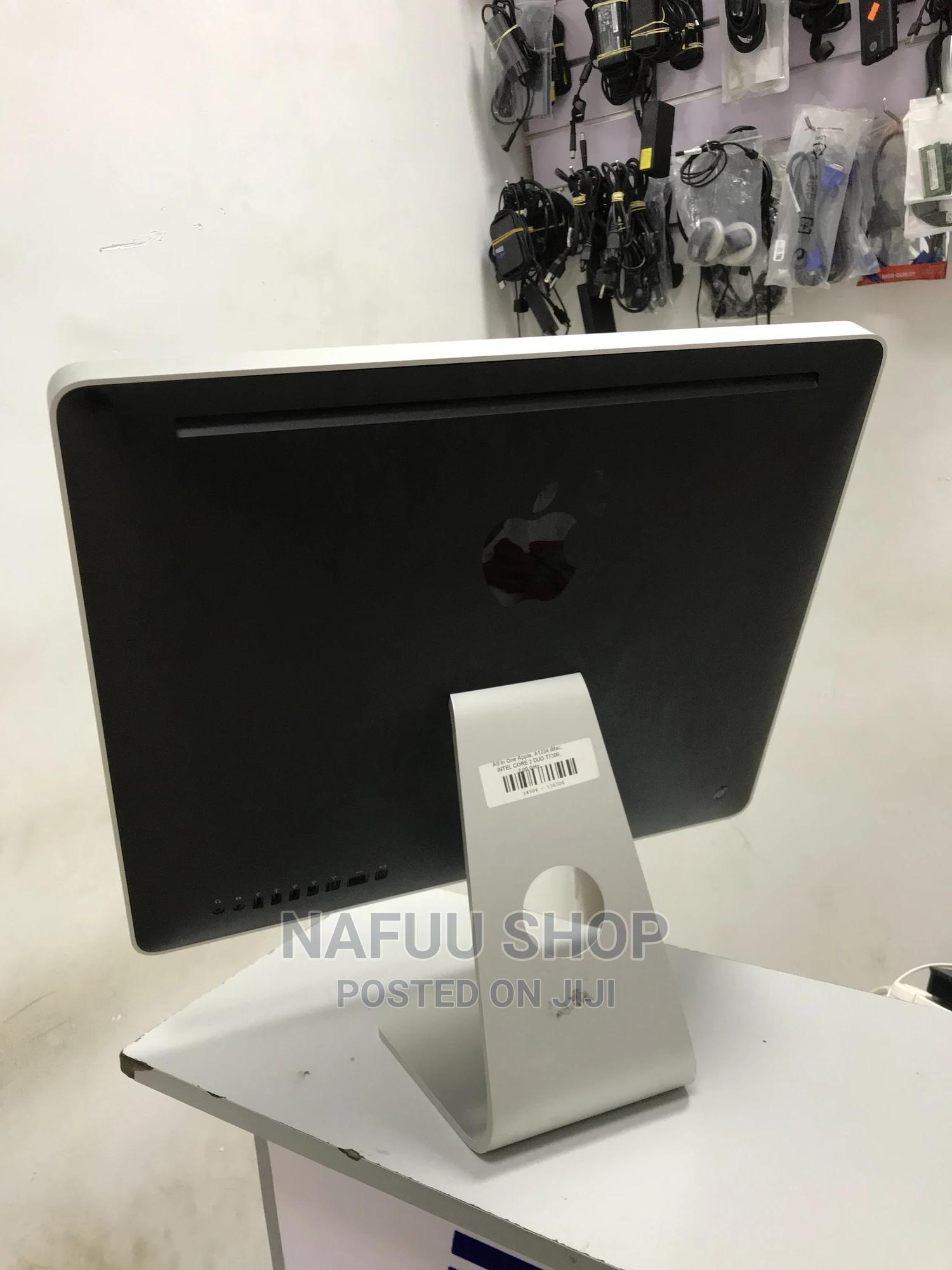 Desktop Computer Apple iMac 4GB Intel HDD 500GB | Laptops & Computers for sale in Ilala, Dar es Salaam, Tanzania