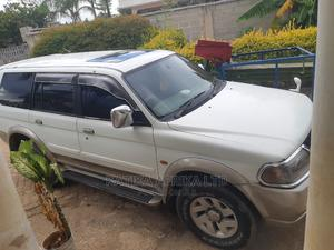 Mitsubishi Challenger 1999 White | Cars for sale in Dar es Salaam, Kinondoni