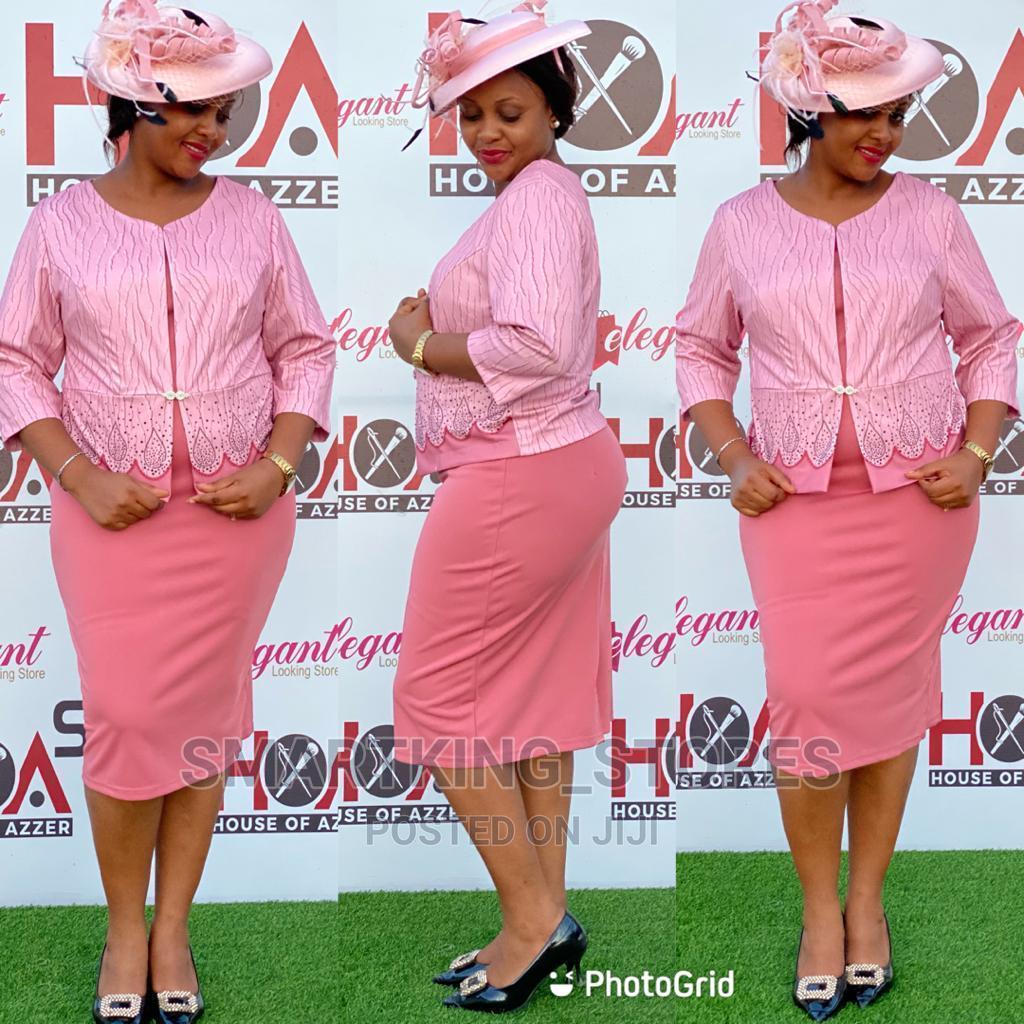 Women's Dresses Original With Cap   Clothing for sale in Kinondoni, Dar es Salaam, Tanzania