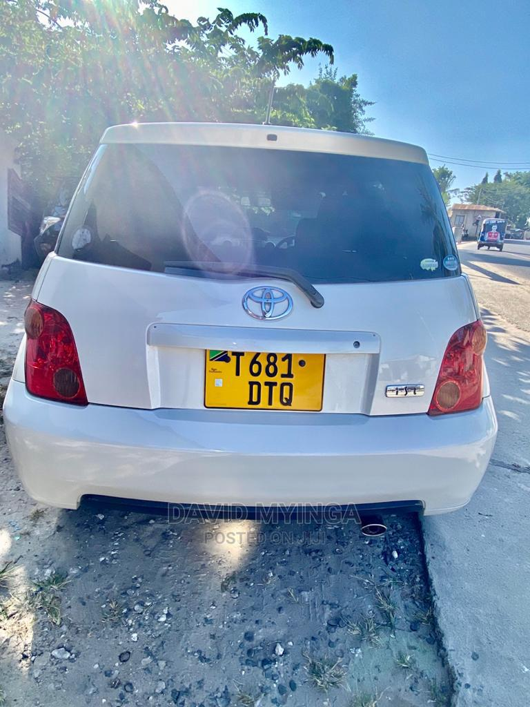 Toyota IST 2004 White | Cars for sale in Kinondoni, Dar es Salaam, Tanzania
