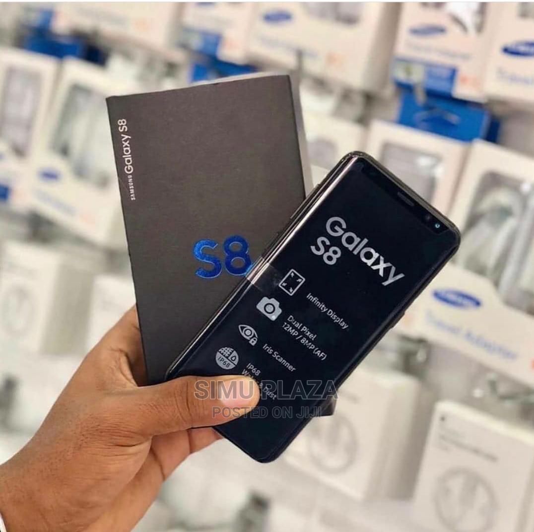 Archive: New Samsung Galaxy S8 64 GB Blue