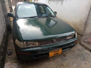 Toyota Corolla 2000 Green | Cars for sale in Pwani Region, Bagamoyo