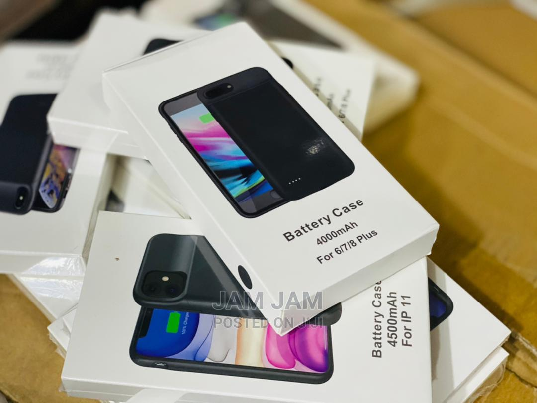 """Archive: iPhone Battery Case. """"Power Bank"""""""