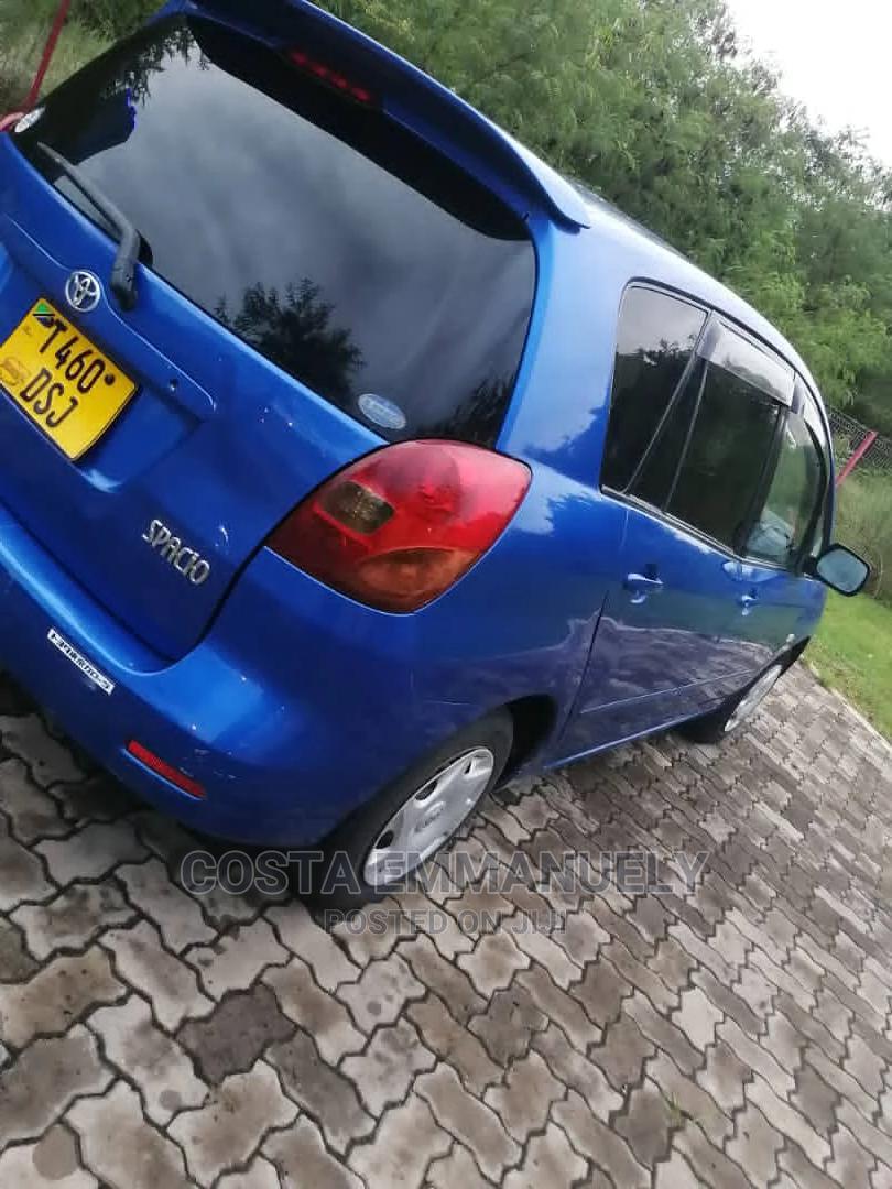 Toyota Corolla Spacio 2003 Blue | Cars for sale in Kinondoni, Dar es Salaam, Tanzania