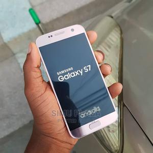 New Samsung Galaxy S7 32 GB Black   Mobile Phones for sale in Dar es Salaam, Ilala