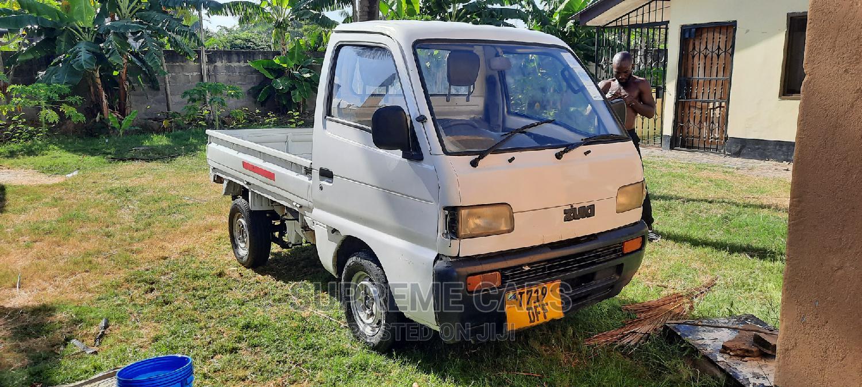Suzuki Carry 1995 Model Cc 657 Petrol V-DD51T Pick Up | Trucks & Trailers for sale in Kinondoni, Dar es Salaam, Tanzania