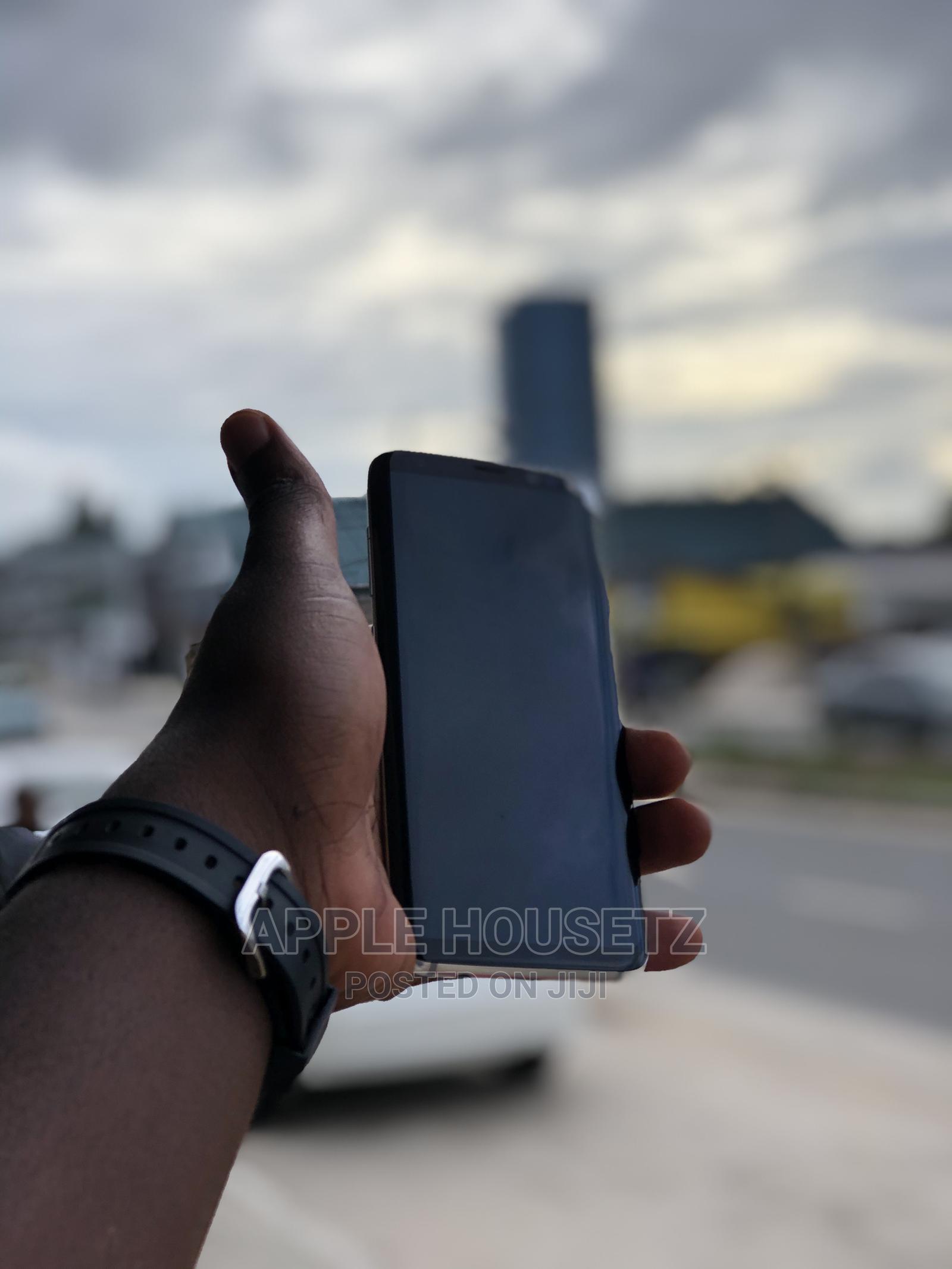 Samsung Galaxy S8 64 GB Silver | Mobile Phones for sale in Kinondoni, Dar es Salaam, Tanzania