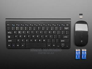 Wireless Keyboard With Mouse | Computer Accessories  for sale in Dar es Salaam, Kinondoni