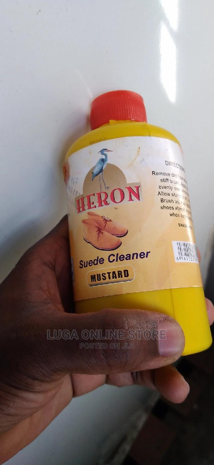 Suede Cleaners Available (300ml)
