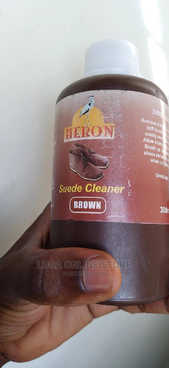 Suede Cleaners Available (300ml) | Tools & Accessories for sale in Kinondoni, Dar es Salaam, Tanzania