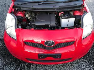 New Toyota Vitz 2008 Red   Cars for sale in Dar es Salaam, Kinondoni