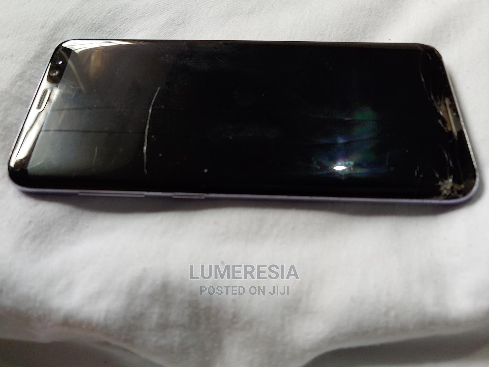 Samsung Galaxy S8 Plus 64 GB Gray | Mobile Phones for sale in Ilemela, Mwanza Region, Tanzania