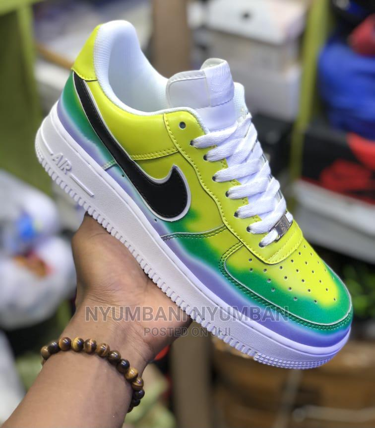 Archive: Nike Air Force One Sneakers