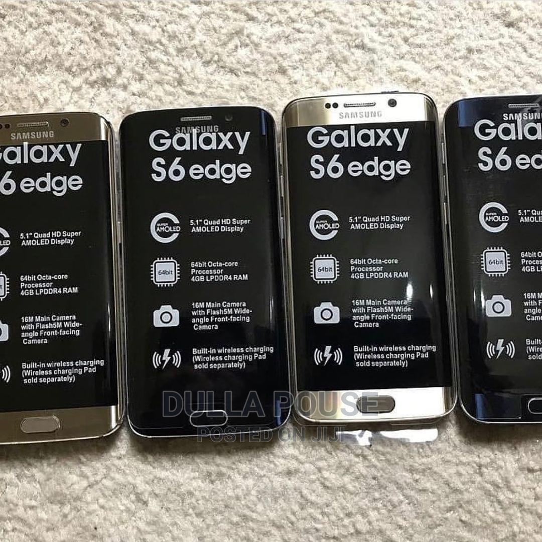 New Samsung Galaxy S6 edge 32 GB Gold | Mobile Phones for sale in Ilala, Dar es Salaam, Tanzania