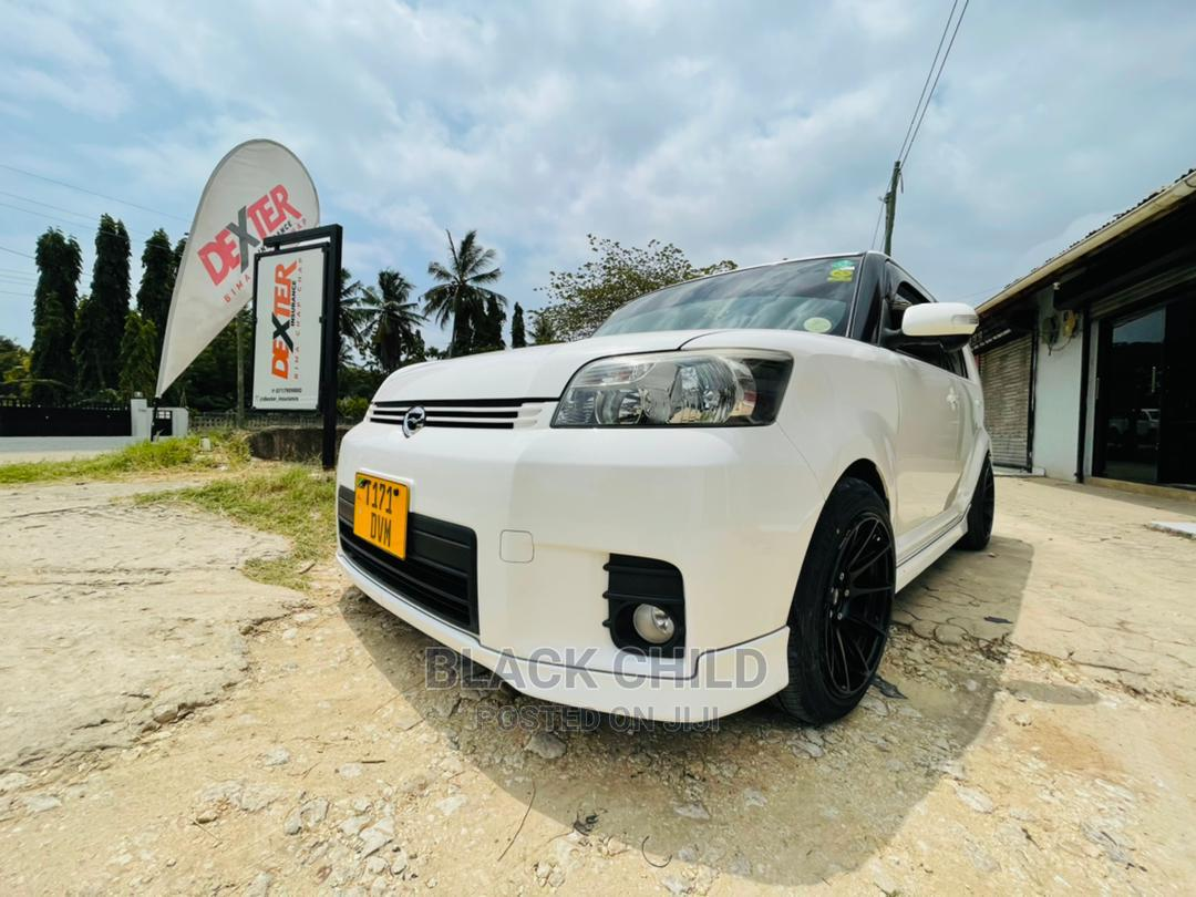 Toyota Corolla Rumion 2008 Hatchback 1.5 FWD White | Cars for sale in Kinondoni, Dar es Salaam, Tanzania