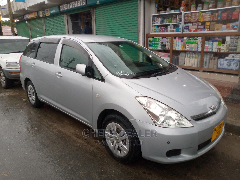 Toyota Wish 2006 Silver | Cars for sale in Kinondoni, Dar es Salaam, Tanzania