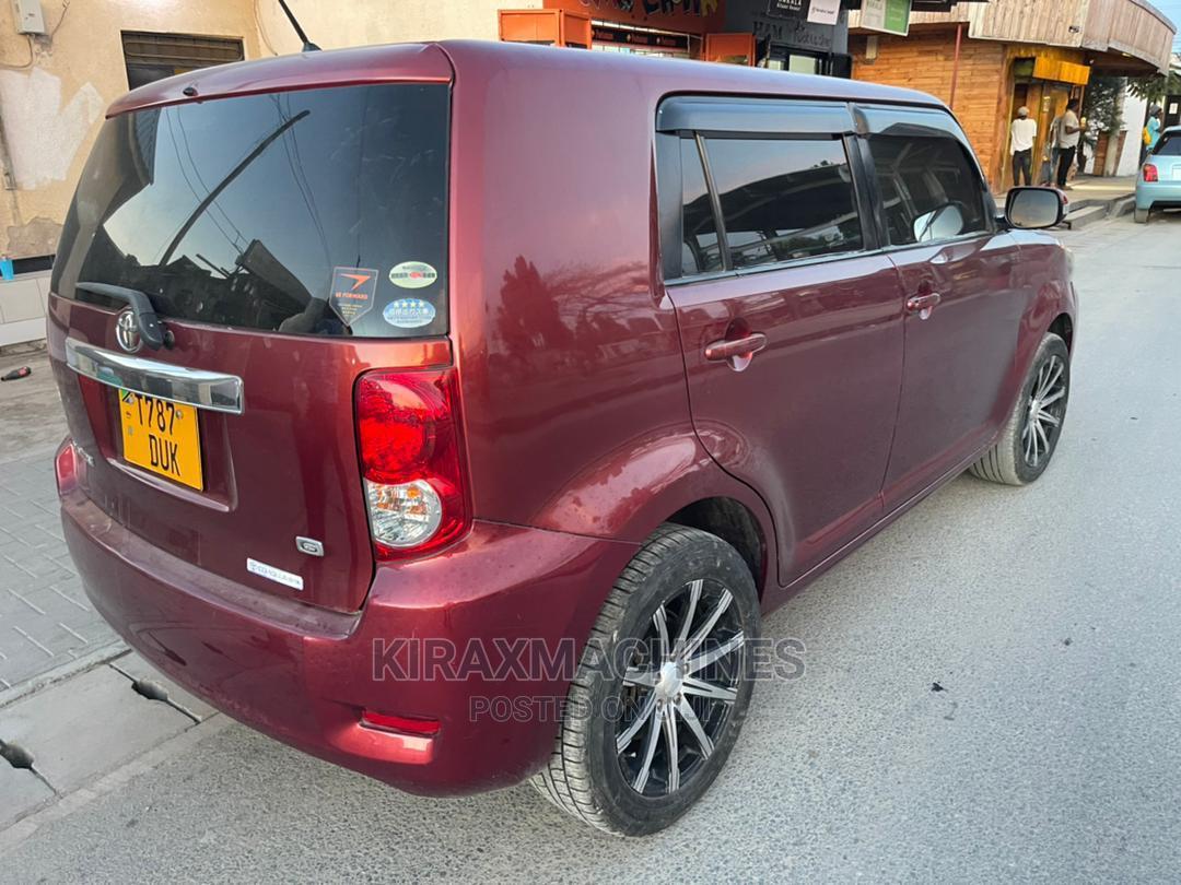 Toyota Corolla Rumion 2007 Red | Cars for sale in Kinondoni, Dar es Salaam, Tanzania