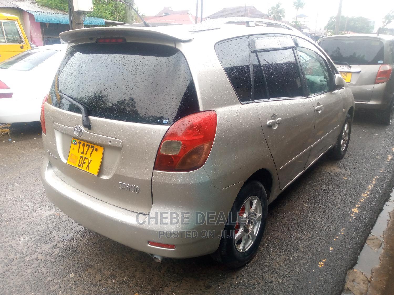 Toyota Corolla Spacio 2003 Gold | Cars for sale in Kinondoni, Dar es Salaam, Tanzania