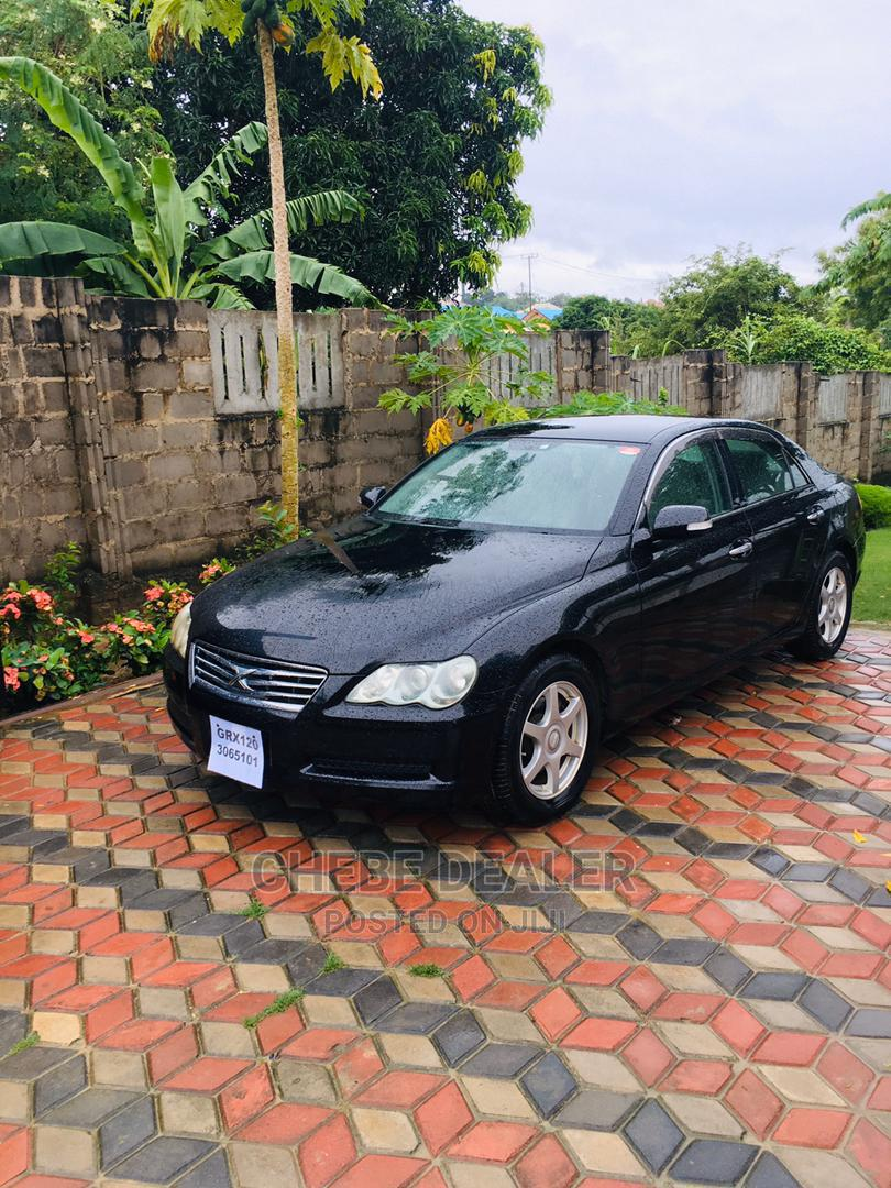 New Toyota Mark X 2006 Black | Cars for sale in Kinondoni, Dar es Salaam, Tanzania