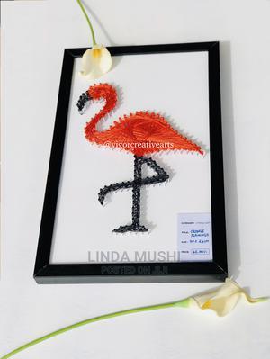 Orange Flamingo | Arts & Crafts for sale in Dar es Salaam, Temeke