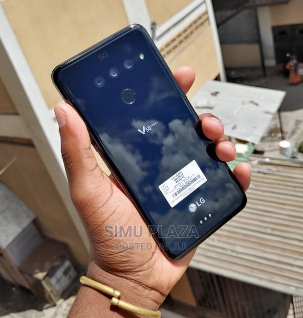 New LG V50 ThinQ 128 GB Black