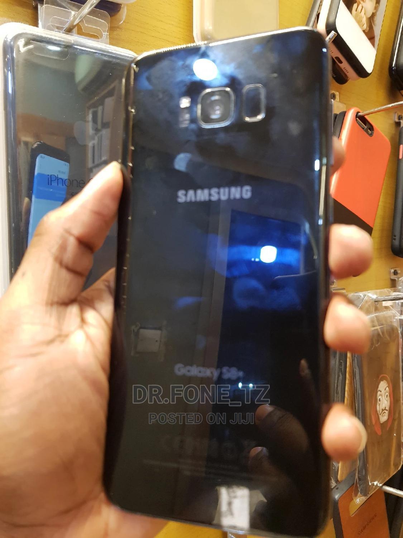 Samsung Galaxy S8 Plus 64 GB Black | Mobile Phones for sale in Kinondoni, Dar es Salaam, Tanzania