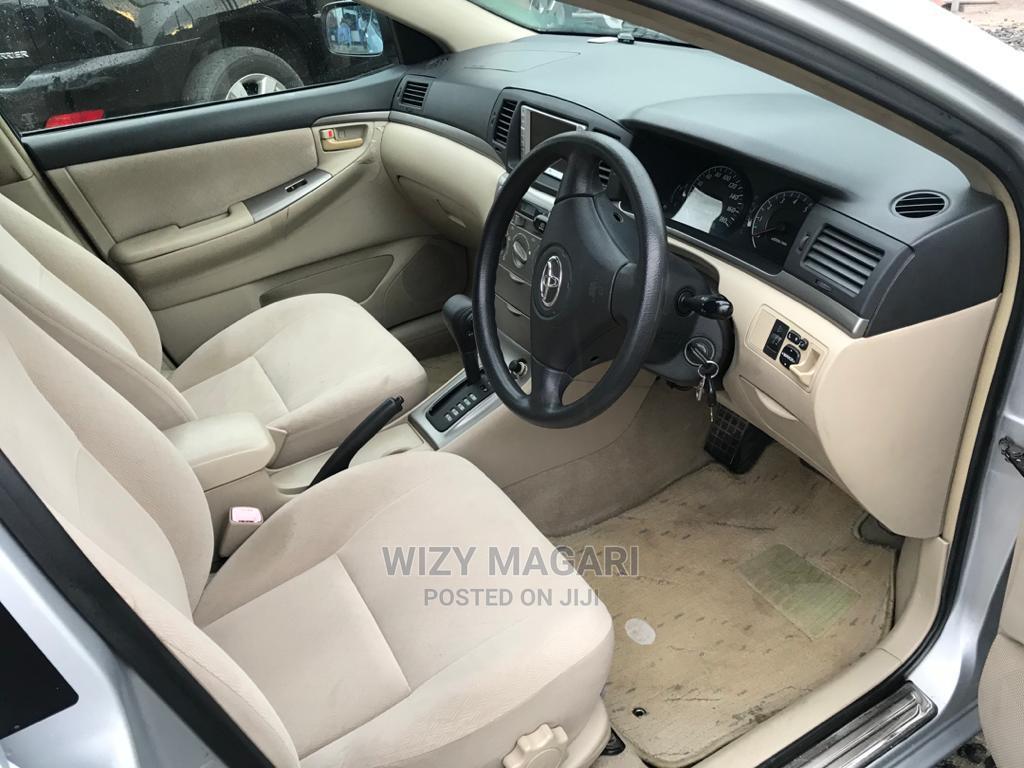 Toyota Corolla RunX 2001 Silver | Cars for sale in Kinondoni, Dar es Salaam, Tanzania