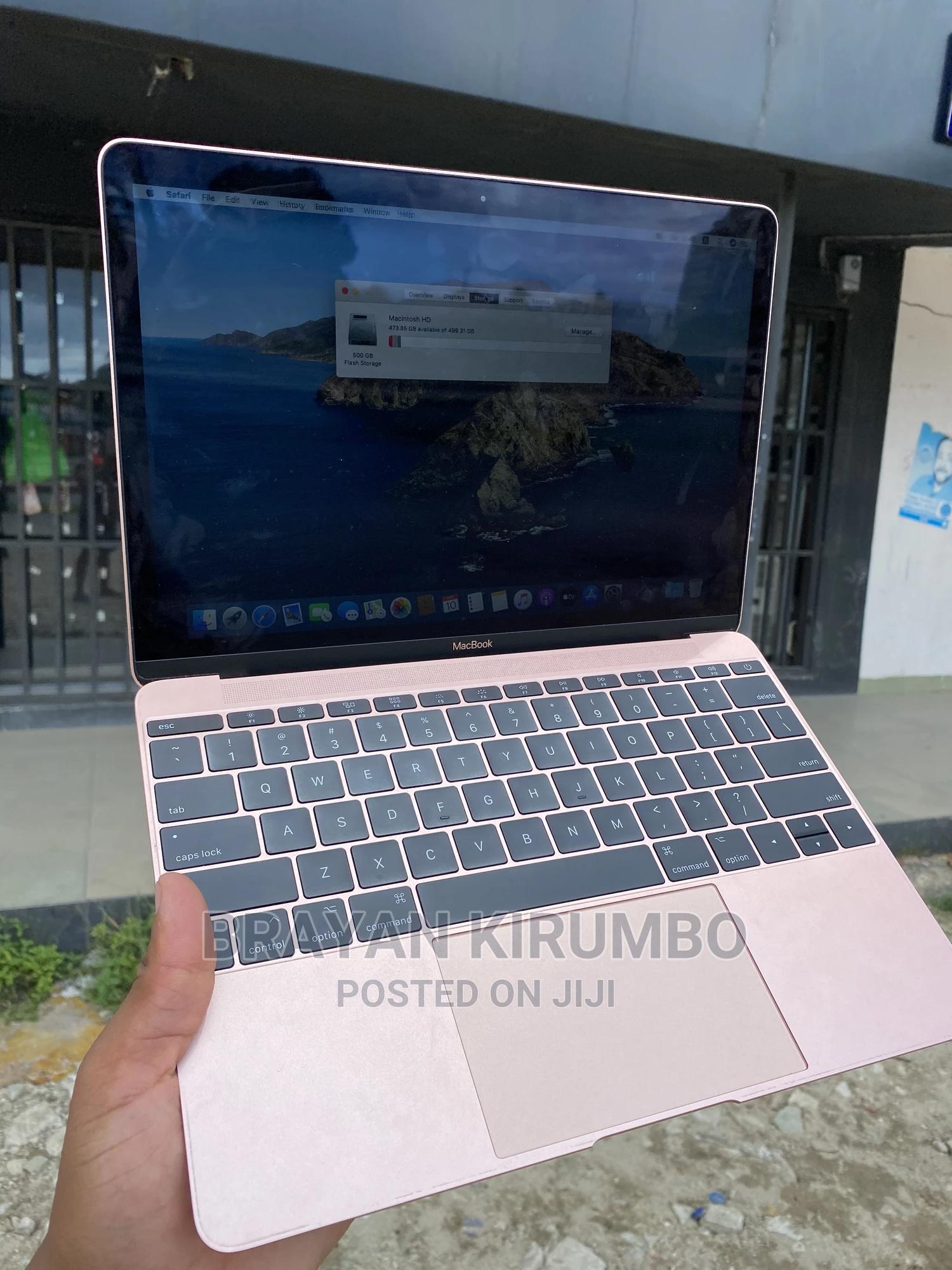 Archive: New Laptop Apple MacBook 2017 8GB Intel Core I5 SSD 500GB