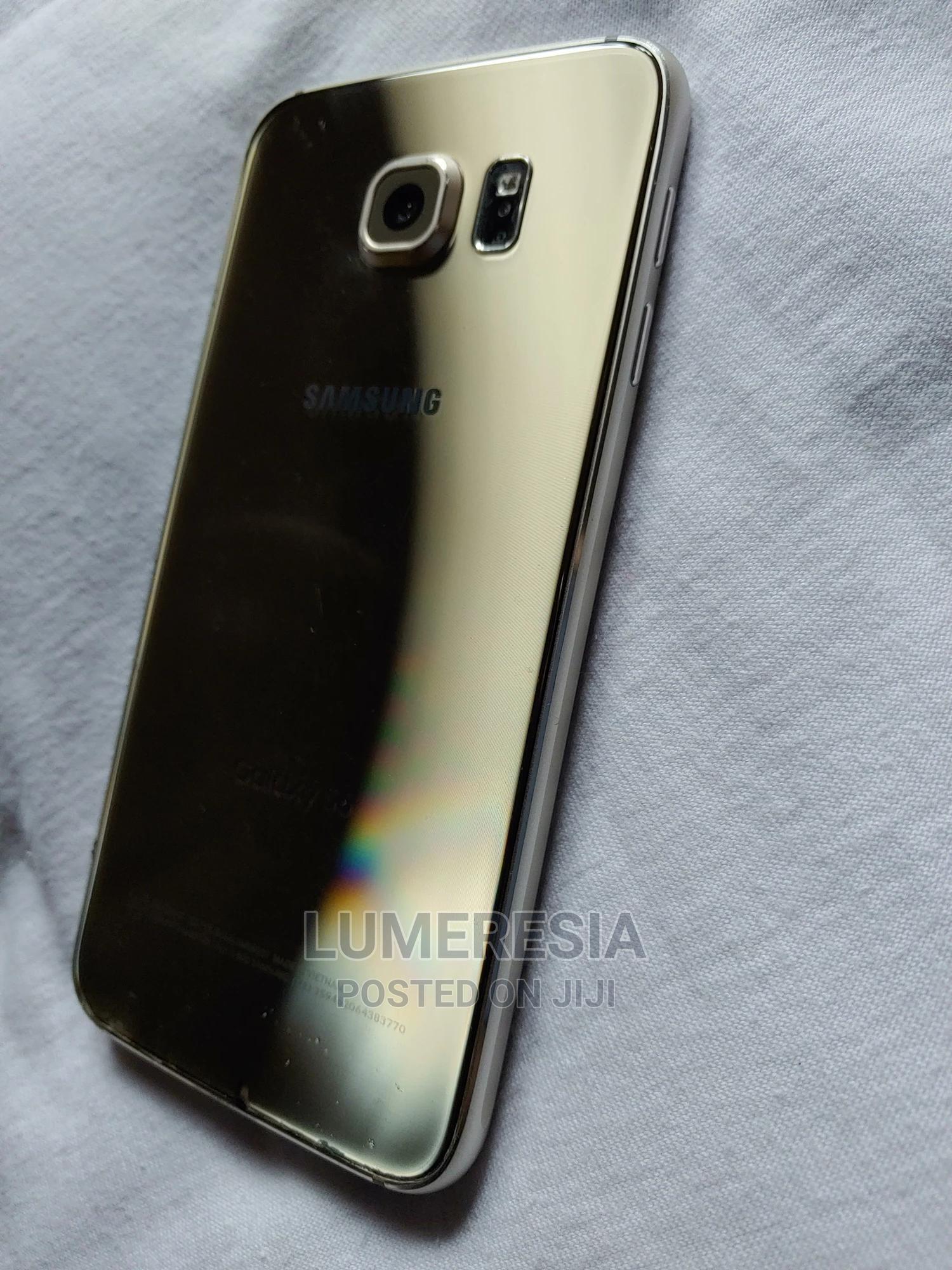 Samsung Galaxy S6 32 GB Gold | Mobile Phones for sale in Ilemela, Mwanza Region, Tanzania