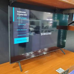 "Samsung 43"" Smart Crystal Uhd 4K TV | TV & DVD Equipment for sale in Dar es Salaam, Kinondoni"