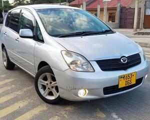 Toyota Corolla Spacio 2003 1.5 X G-Edition Silver | Cars for sale in Arusha Region, Arusha