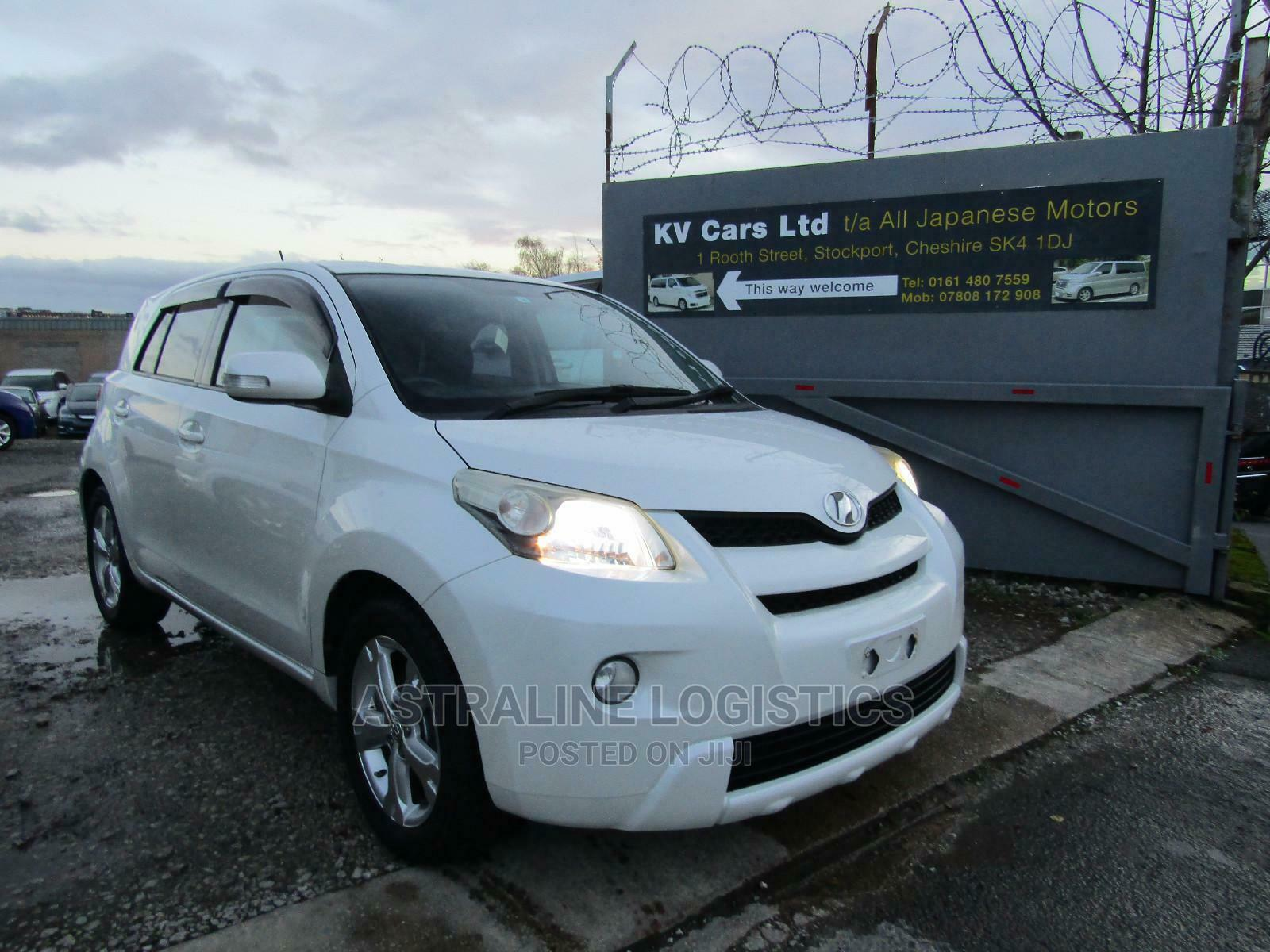 Toyota IST 2010 White | Cars for sale in Ilala, Dar es Salaam, Tanzania