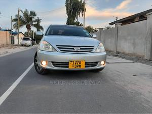 Toyota Allion 2005 Silver   Cars for sale in Dar es Salaam, Kinondoni