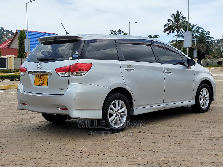 Toyota Wish 2009 Silver | Cars for sale in Ilemela, Mwanza Region, Tanzania