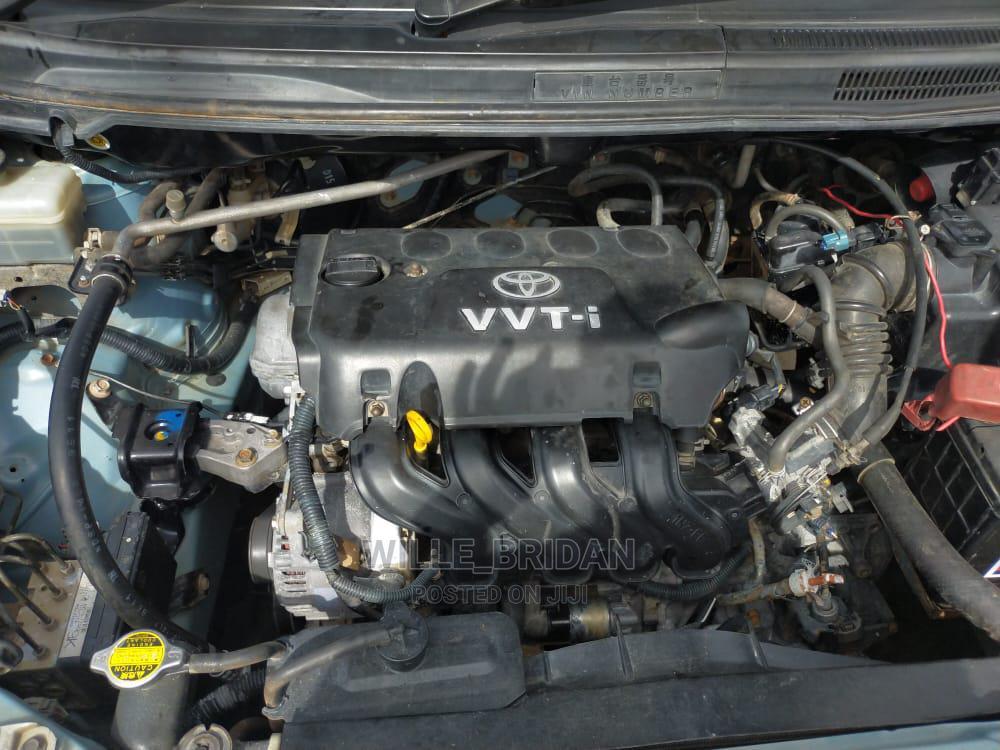 Archive: Toyota Corolla Spacio 2003 Blue