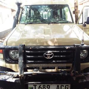 Toyota Land Cruiser 1999 Beige | Cars for sale in Arusha Region, Arusha